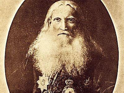 Архимандрит Порфирий (Успенский) 1847 - 1854