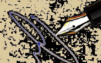 история появления перьевых ручек