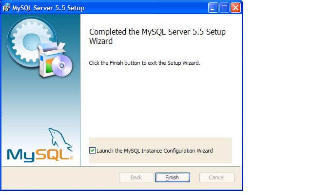 Настройка MySQL сервера в картинках