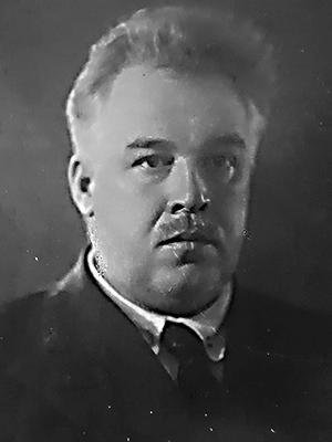 Профессор Ленинградской духовной академии