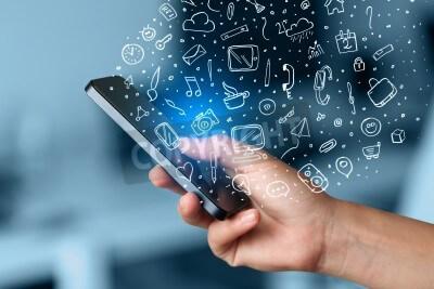 История мобильной связи весь мир в кармане