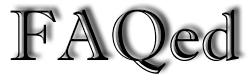 FAQed:  любые ответы на любые вопросы